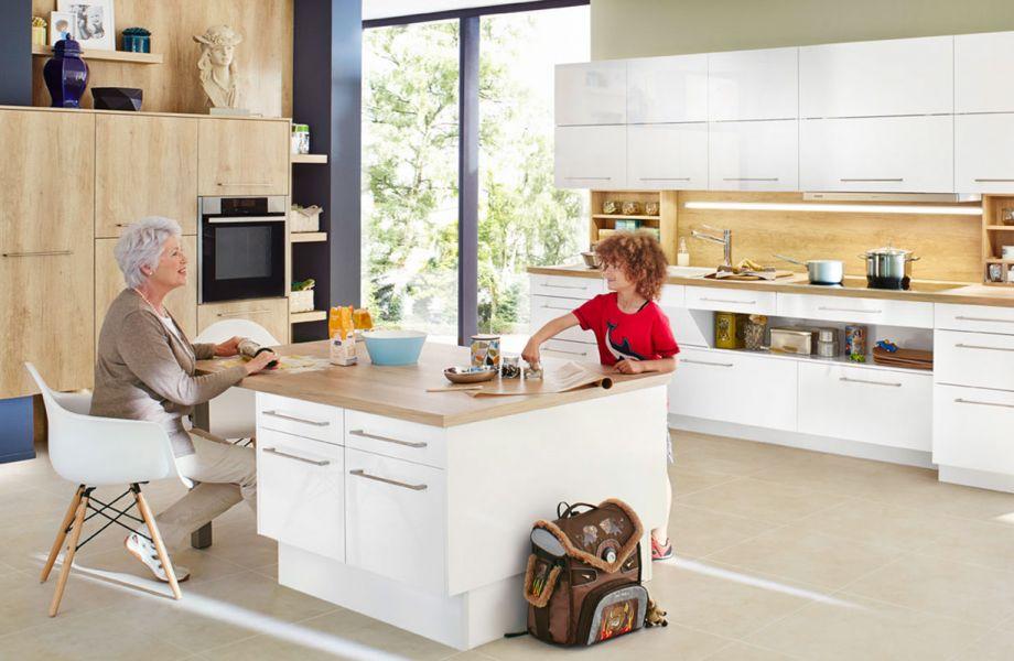 Inspiratie verhaegen keukens - Meubels keuken beneden cm ...
