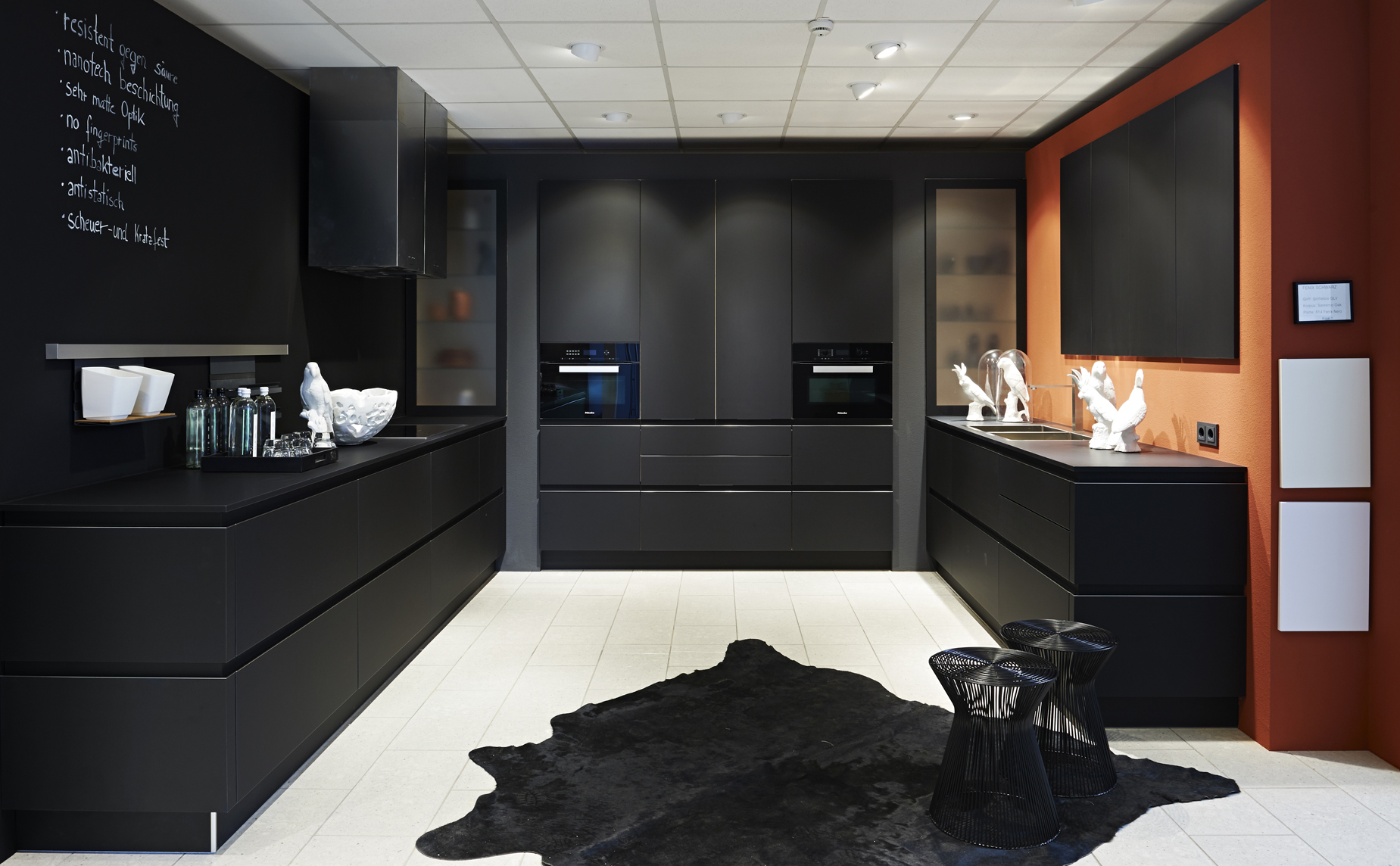 Hoogglans Keuken Zwart : Keuken mat of hoogglans affordable keuken with keuken mat of